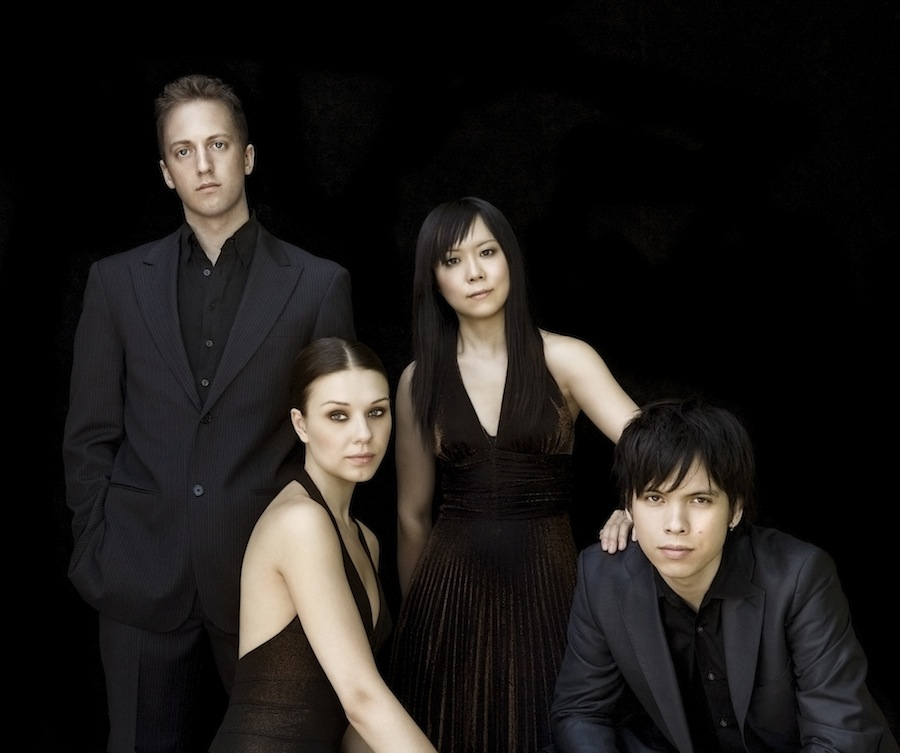 Click here for information about the Attacca String Quartet