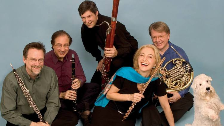Click for information on the New York Woodwind Quintet