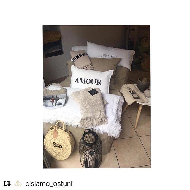 @cisiamo_ostuni nouveau client dans les pouilles ! Allez y #italia#italie#serielimiteelouise#shop#conceptstore#ostuni#pouilles#linen#lin#interiordesign#deco#decoration#home#maison#amour#love#cushion#coussin
