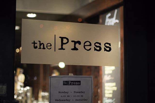The Press 2013