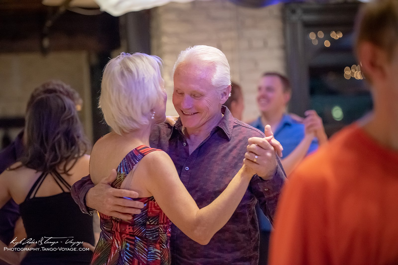 Photo credit to Kyle Asher, photographer & owner of  Tango-Voyage.com .