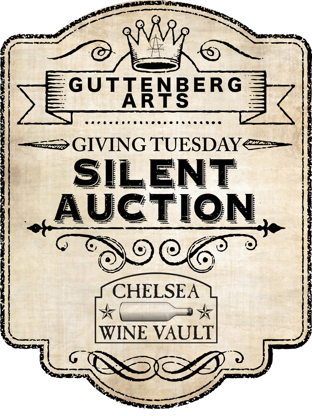 Giving Tuesday Silent Auction 11/29/16
