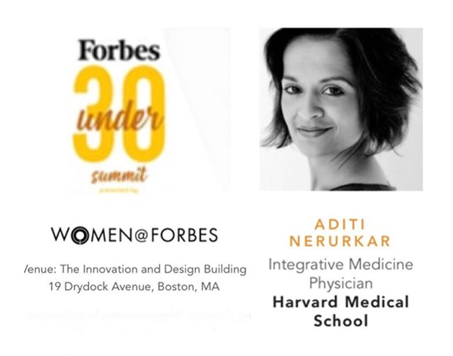 What an absolute honor to be speaking at the Women@Forbes 30 under 30 summit in Boston! A dream come true! Thank you @forbesunder30 @forbeswoman @bidmchealth! [LINK IN PROFILE] #mindfulness #meditation #mindbodysoul #health #wellness #business #entrepreneurlife #tech #stem #women #womenempowerment  #girlboss