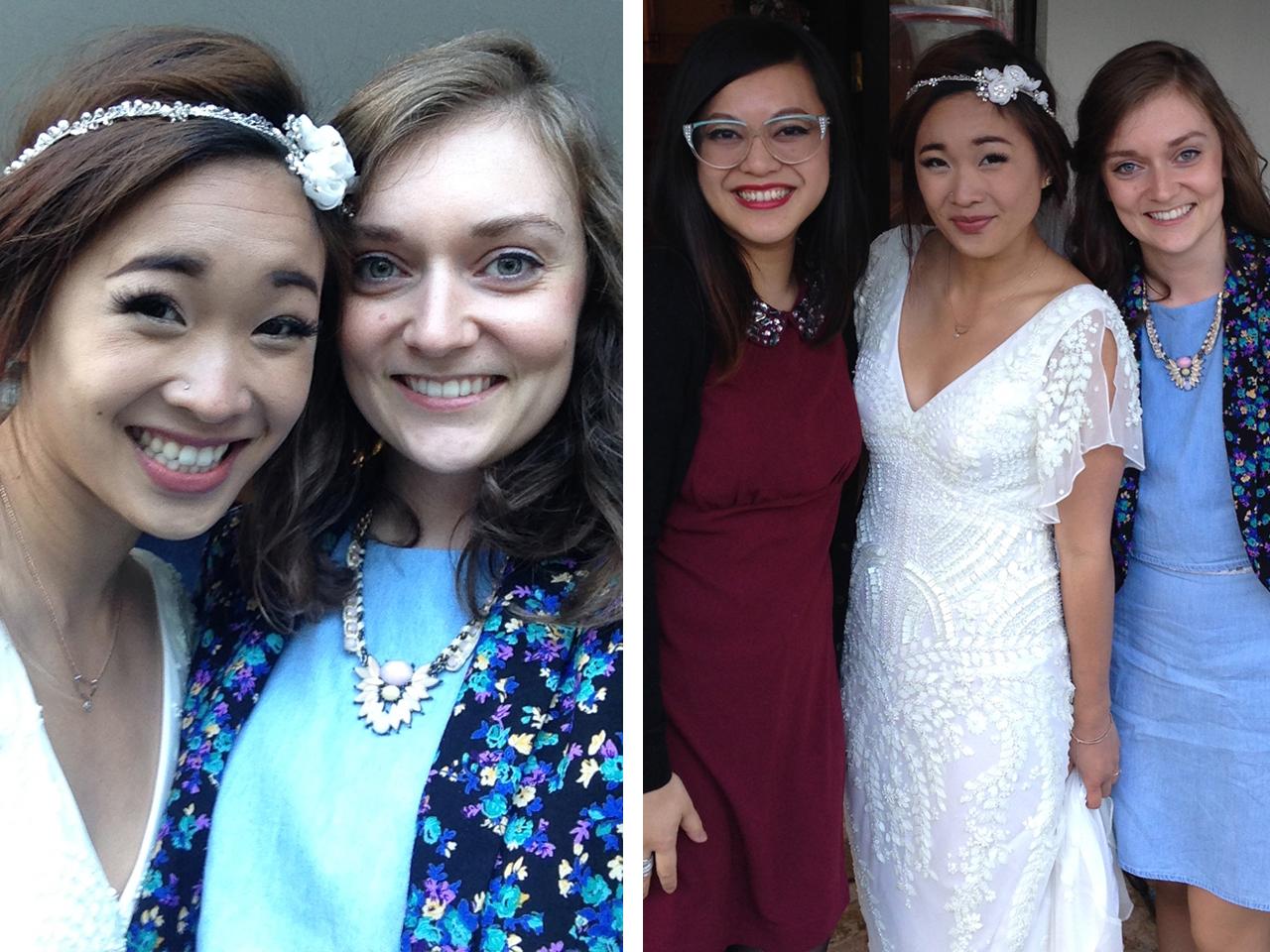 Ryerson girls reunited :)