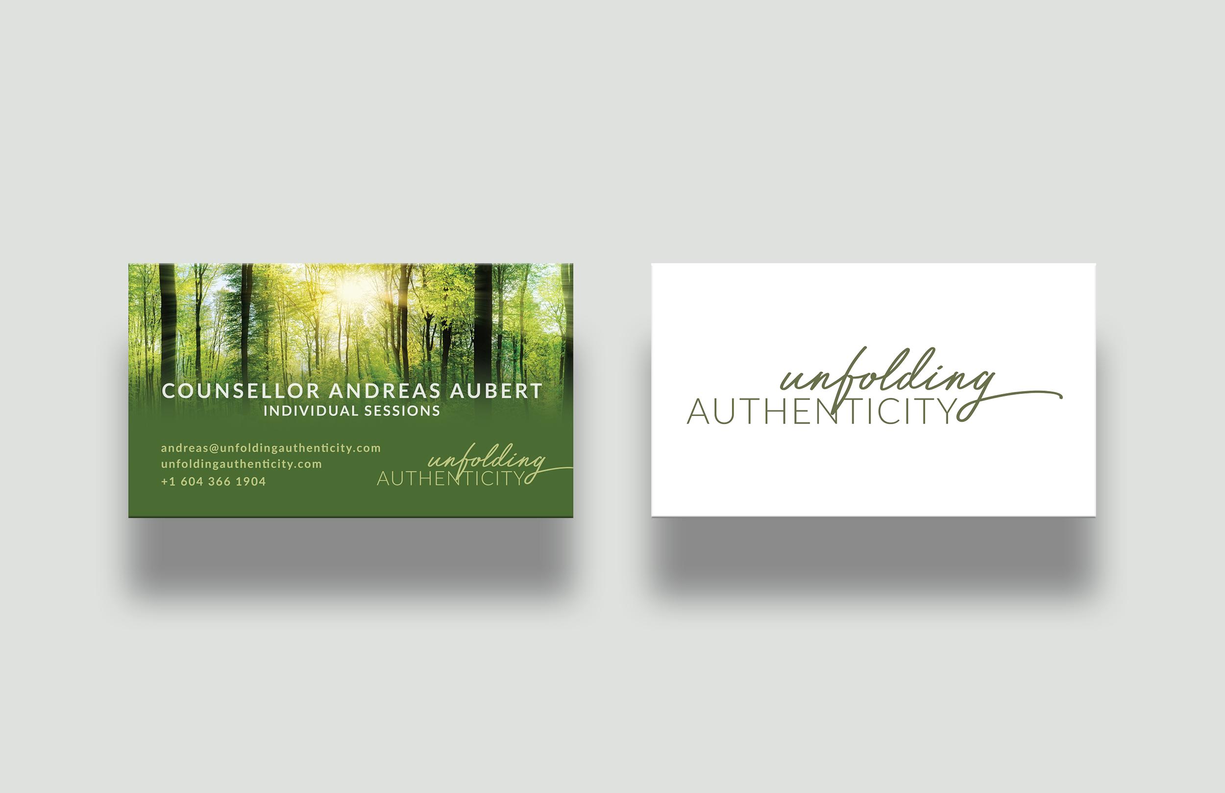 katelynbishop_design_unfoldingauthenticity_businesscards1