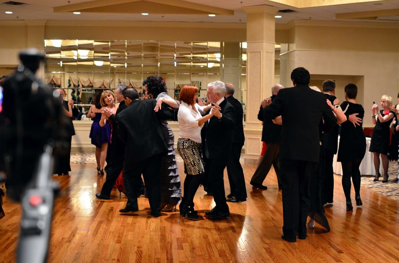The Winter Ball - Super Dance Party by Quick Quick Slow Ballroom Dance Studio