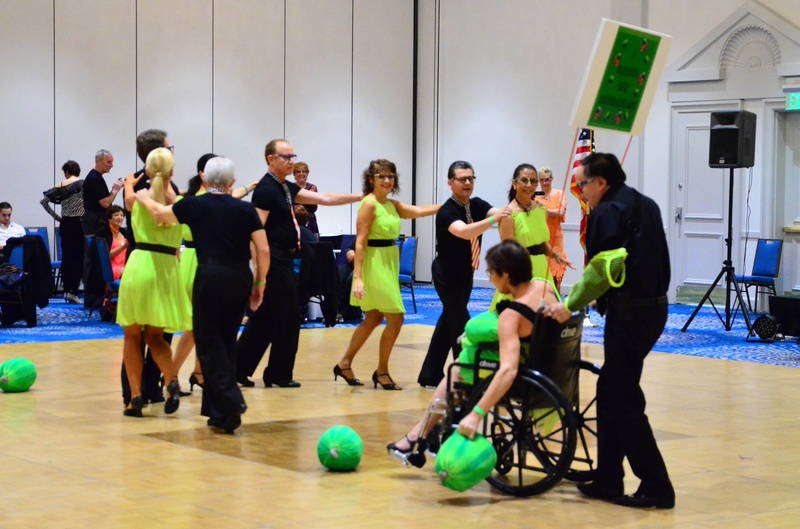 Dance lessons for adult-- healthy, active lifestyle.