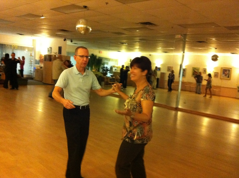 Why men should take dance lessons