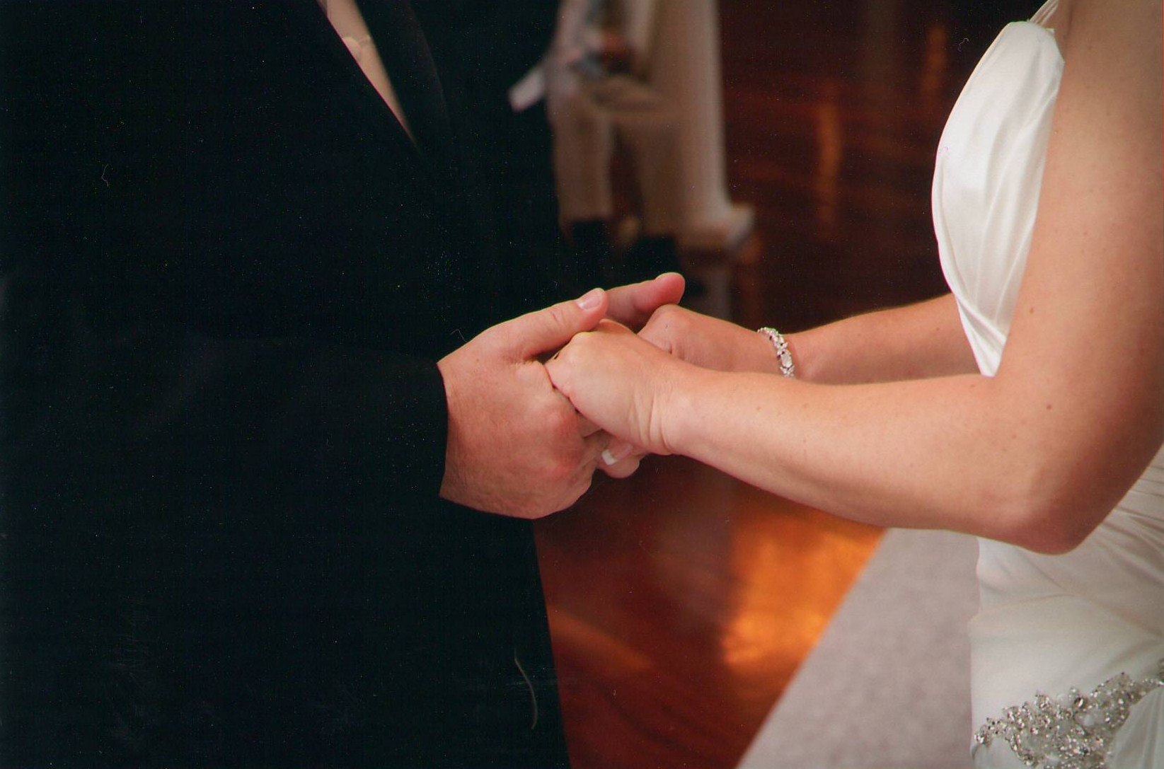 Wedding dance lessons for you and your princess