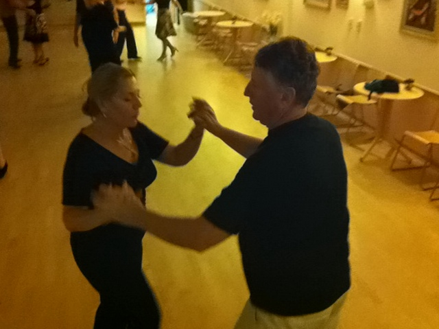 Learn how to ballroom dance