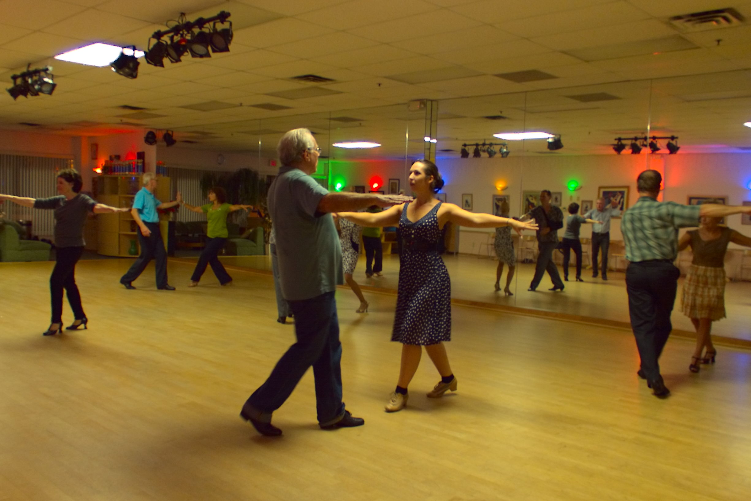 It is Always the Right Time for Dance Lessons