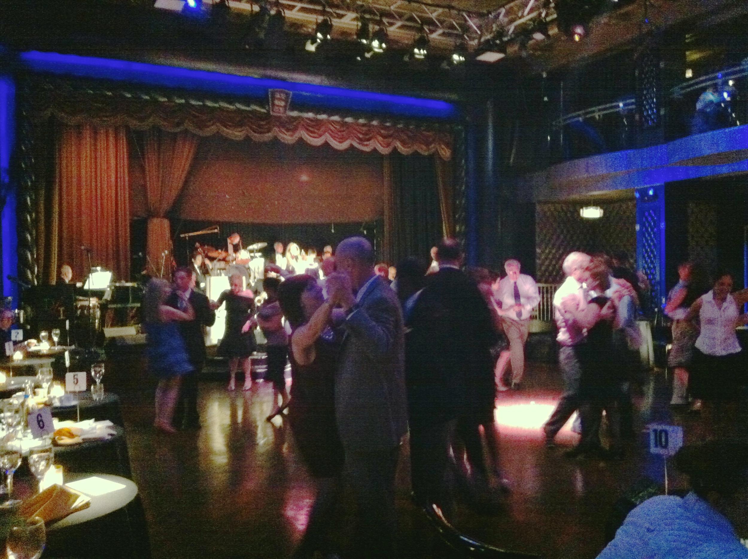 Social Dance in Edison Ballroom