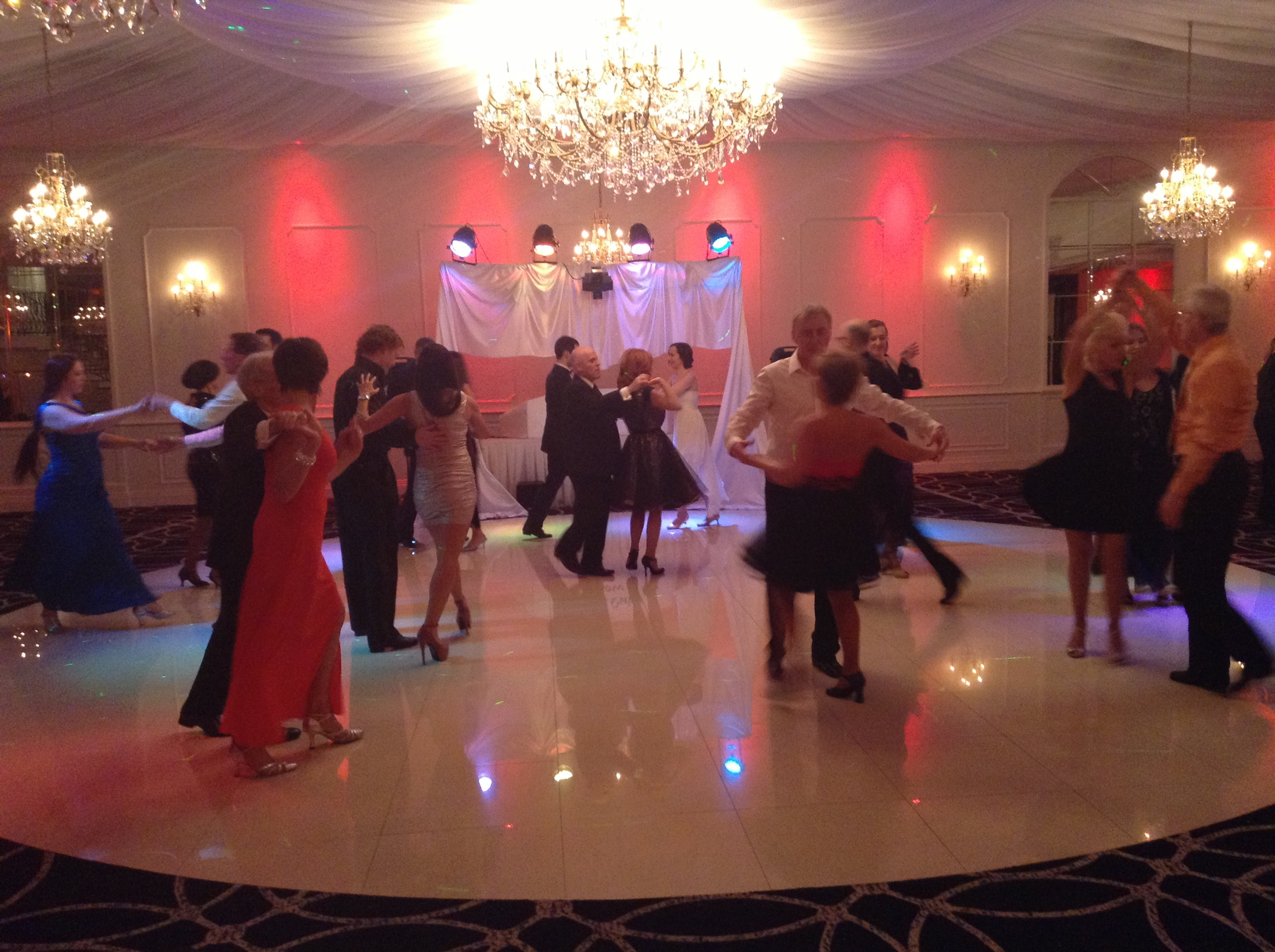Ballroom Dance lessons - a Gift that lasts a Lifetime!