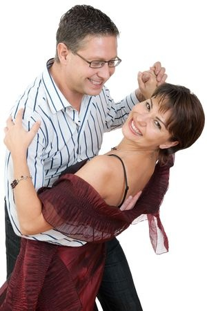 Ballroom dancing isn't just for celebrities and professionals. Anyone can enjoy and benefit from learning to ballroom dance.