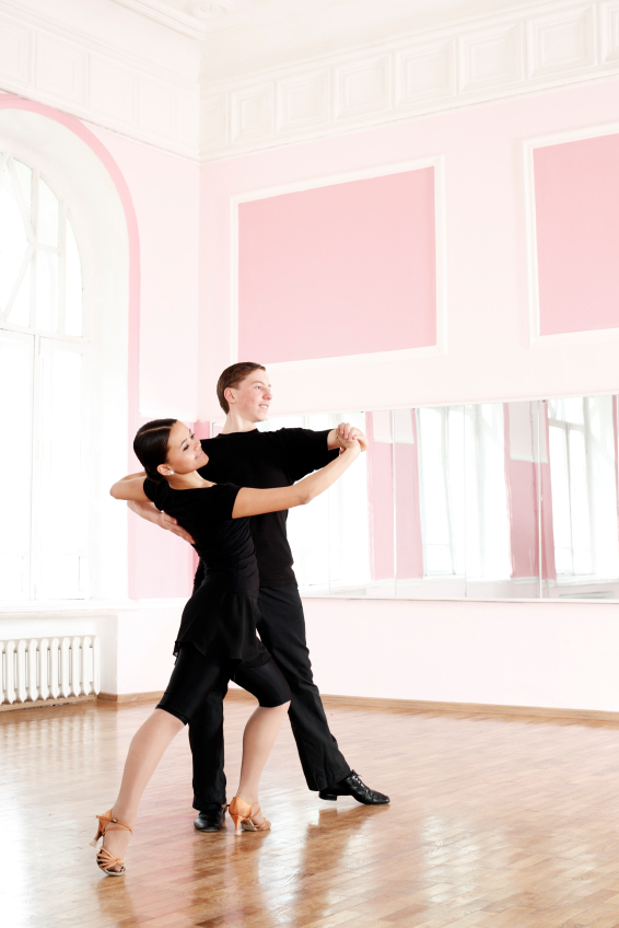 Ballroom dancing isn't just fun, it also provides many great health benefits.