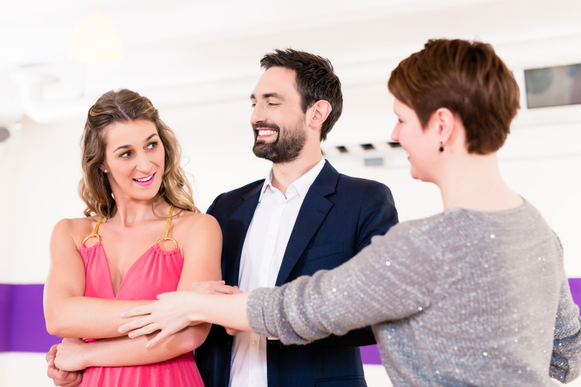 Dance lessons are the perfect way to prepare for your wedding day. Why not get the entire wedding party involved so you can all dazzle your guests with your new moves.