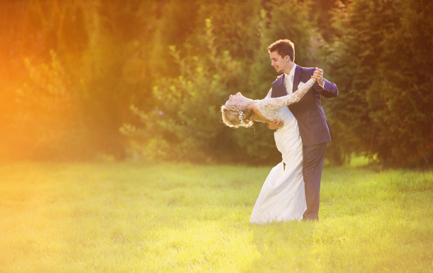 Taking dance lessons before your wedding is a great way to bond with your fiance and make sure you shine on the dance floor on your big day