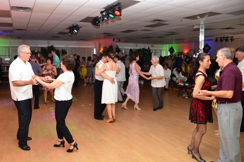 Ballroom dancing for singles and couples at Quick Quick Slow Ballroom Dance Studio in Marlboro NJ