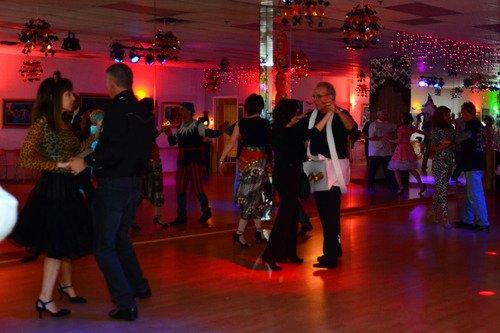 2014 Halloween Dance Party at Quick Quick Slow Ballroom Dance Studio