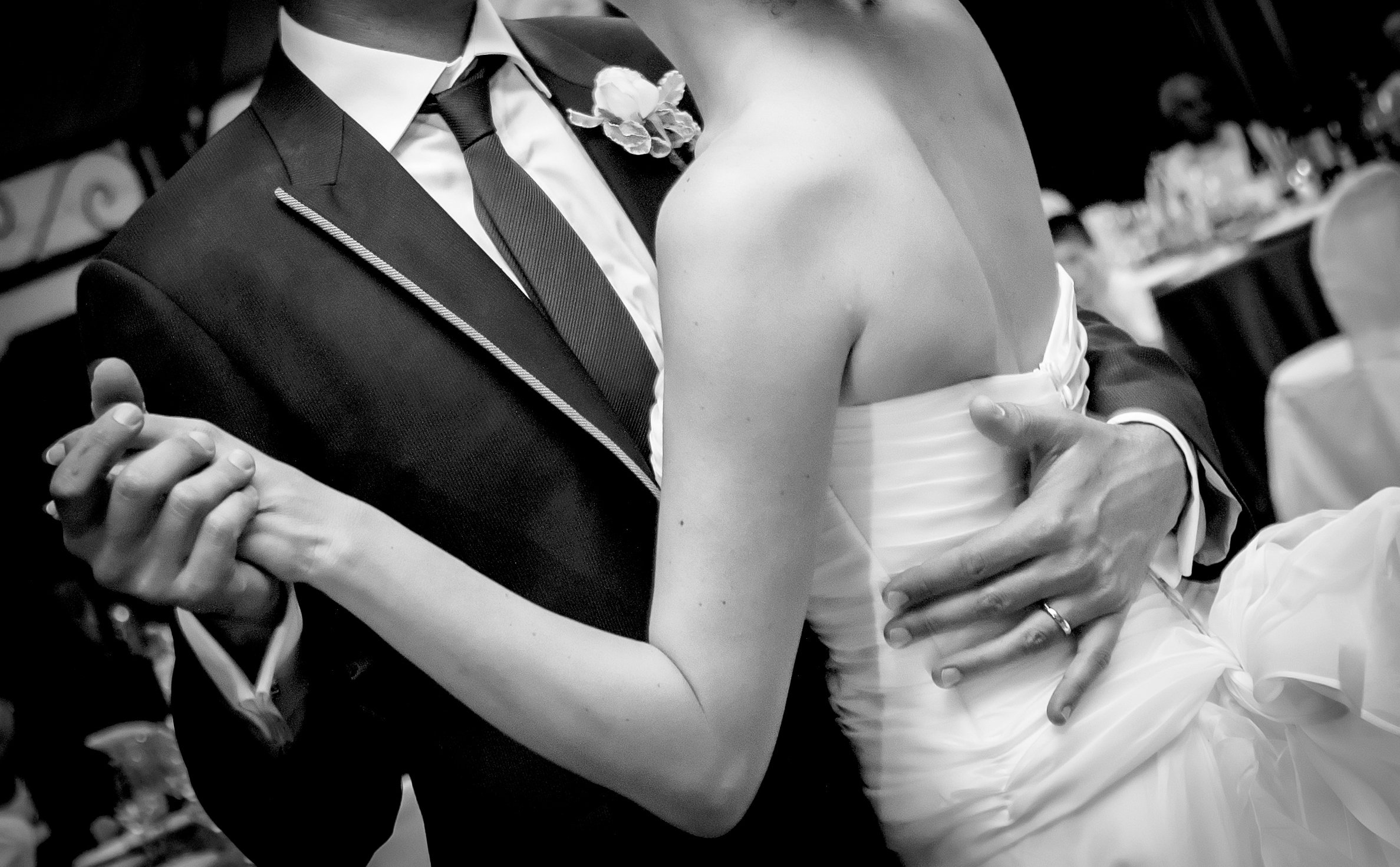 A dance instructor can help you and your partner choose a great song for your big day or even choreograph a dazzling dance routine.