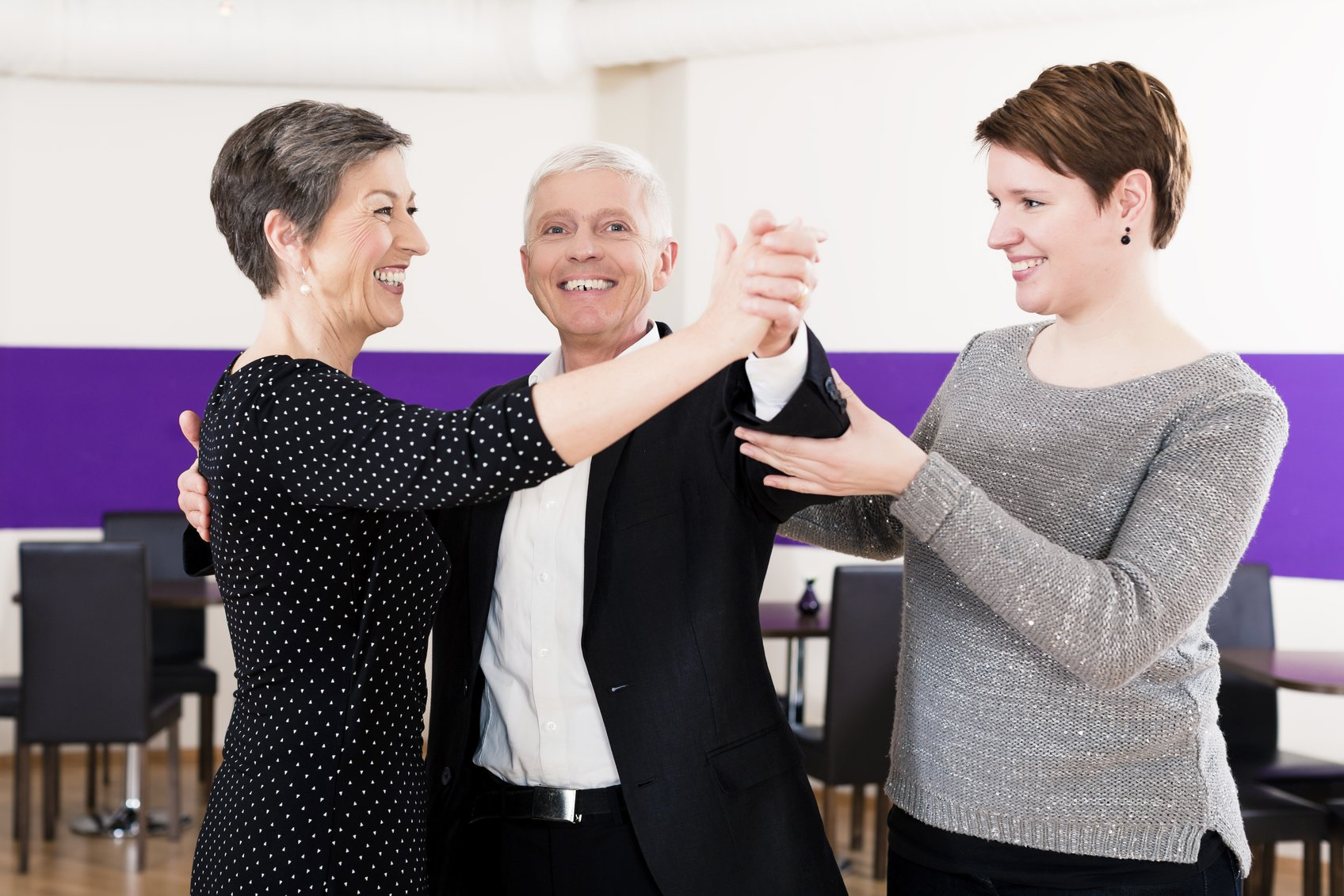 A private ballroom dance instructor can help you shed your inhibitions and find joy in dance without feeling self-conscious.