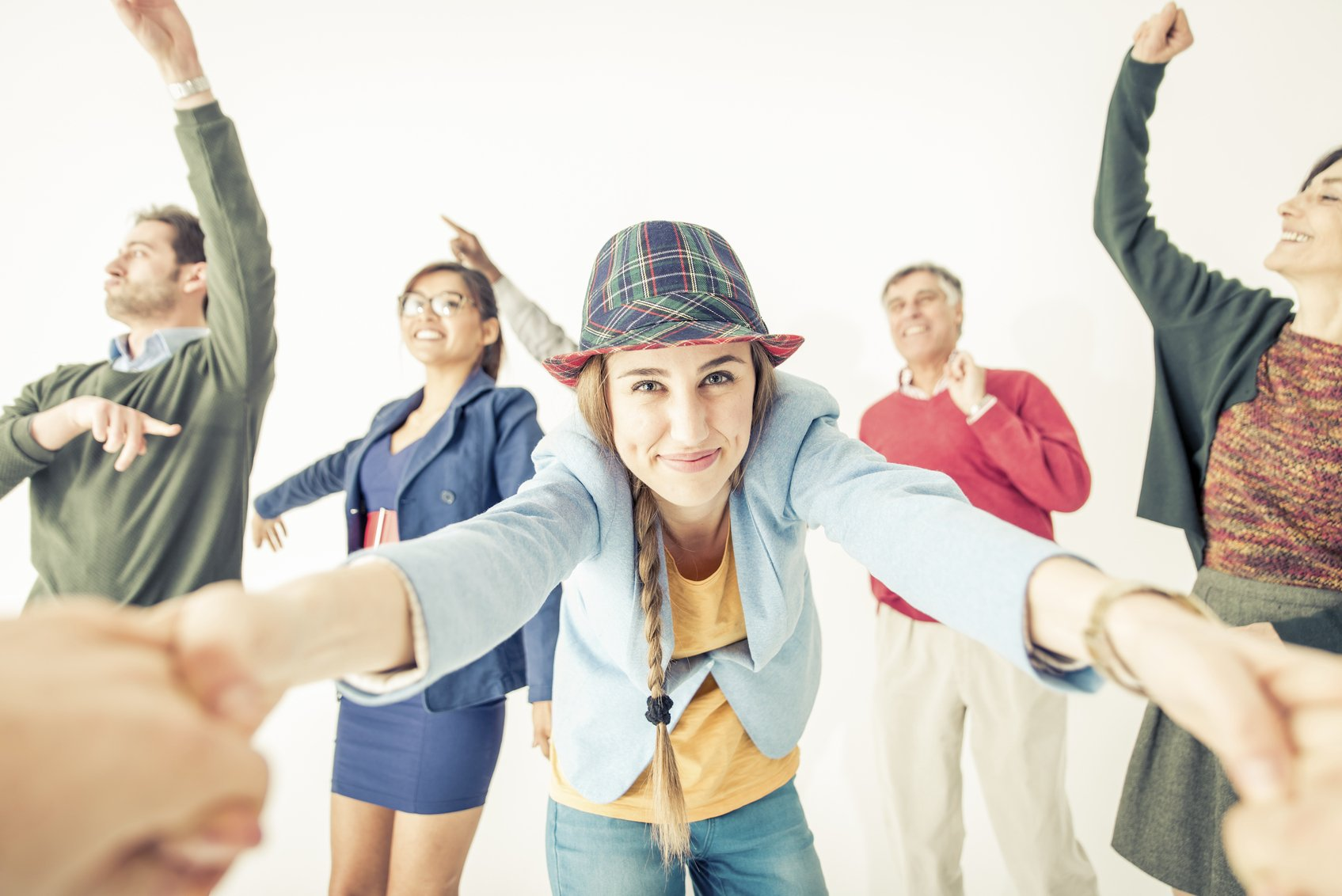 A social dance class can be a great place to make new adult friends that have similar interests as you.