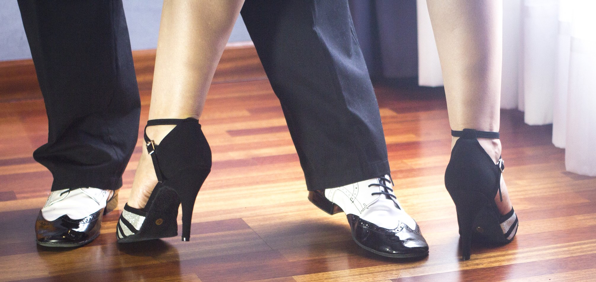 Ballroom dance has been around for centuries and has evolved into a number of popular styles.
