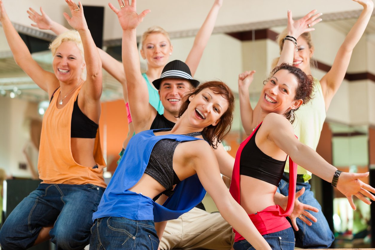 Dance lessons are a great and fun way to stay in shape both mentally and physically