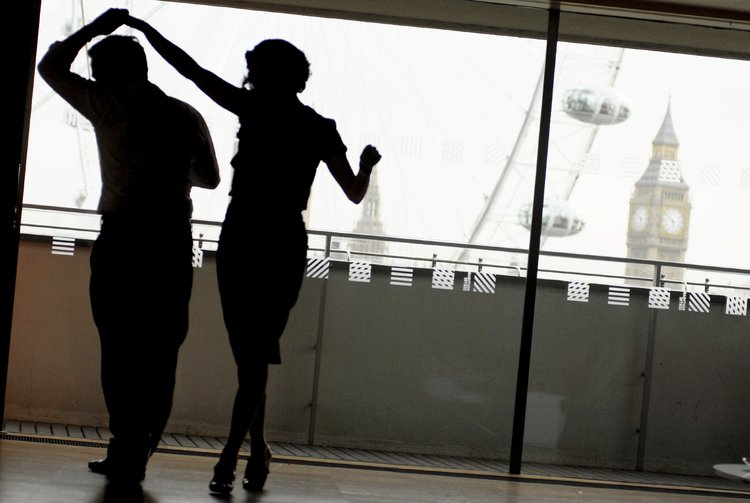 Private ballroom dance lessons are a great way to learn the basics, without the pressure of an audience.