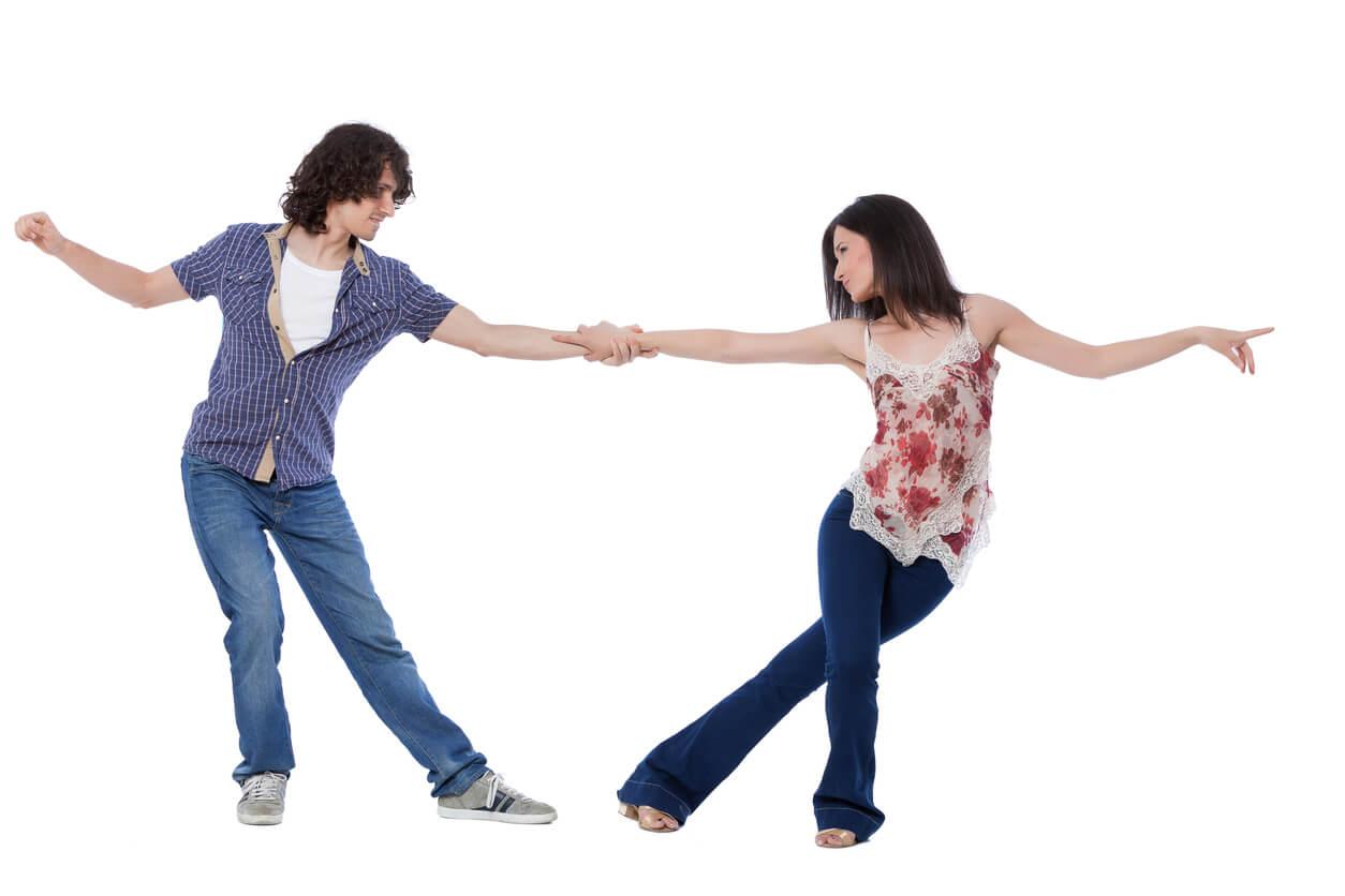 West Coast Swing Dance - swing dancing lessons