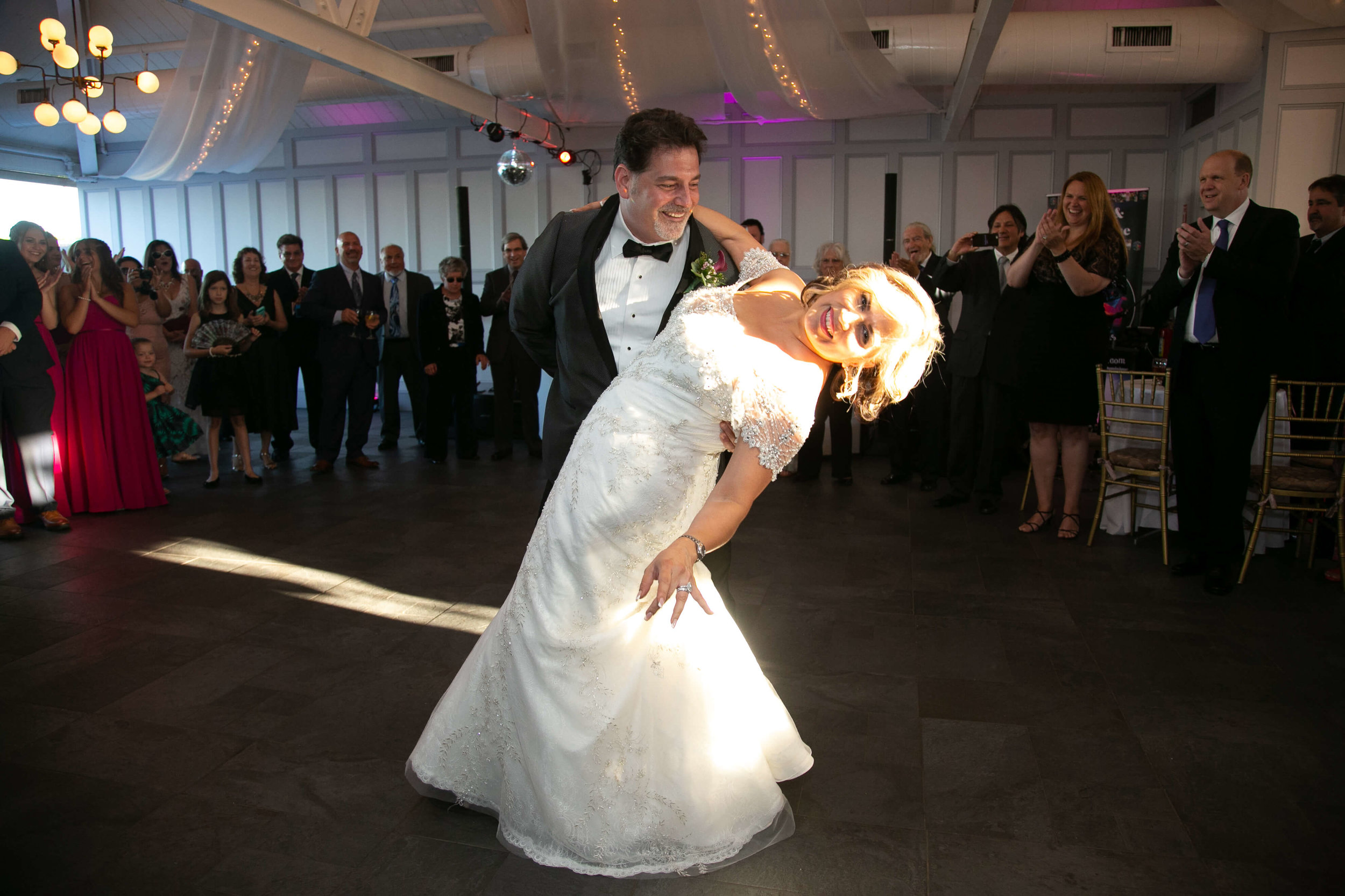 Anita and Robert Wedding - First Dance choreography by Quick Quick Slow Ballroom