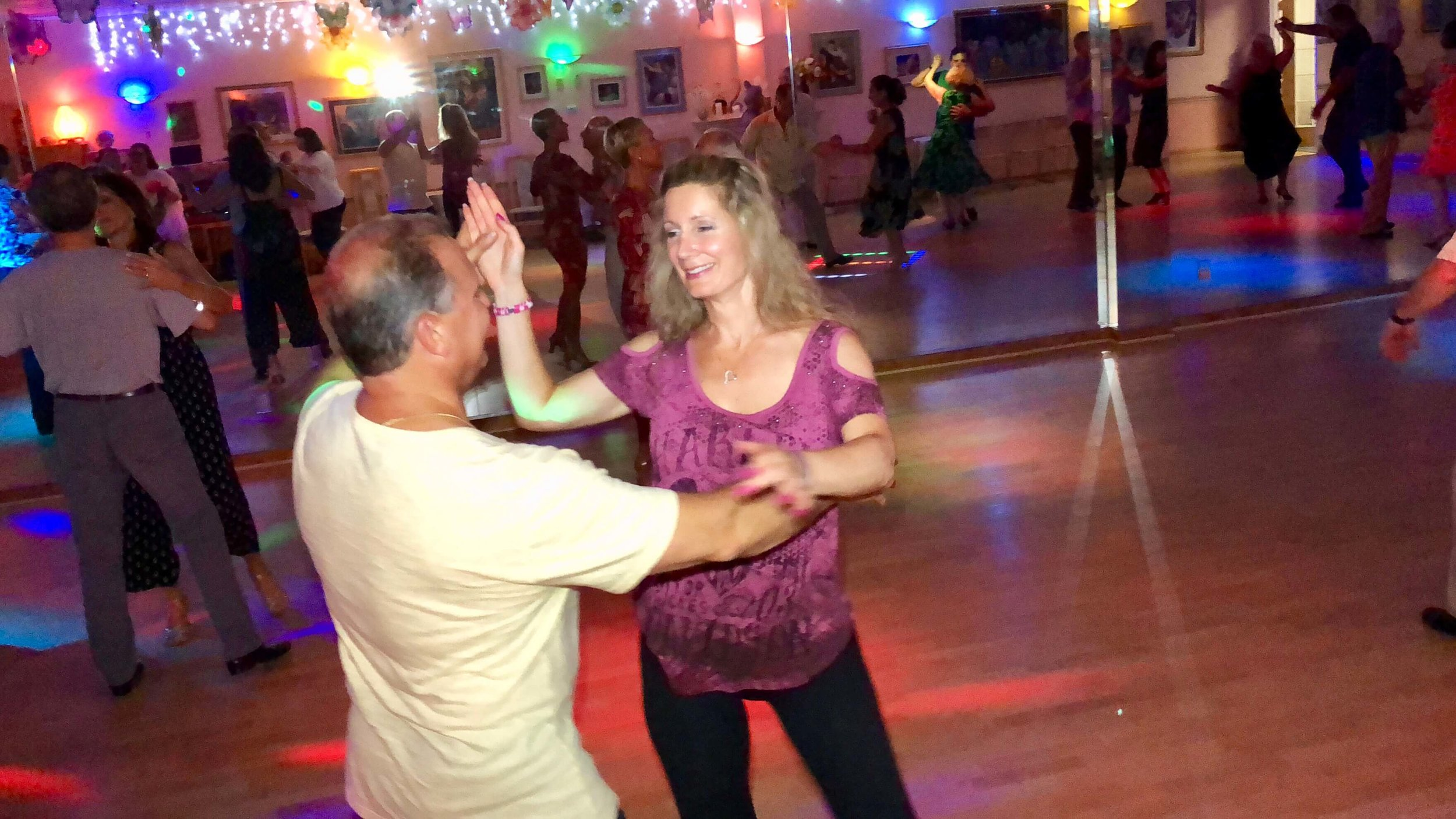 Couples dance lessons - Introductory dance program - Quick Quick Slow in Marlboro New Jersey