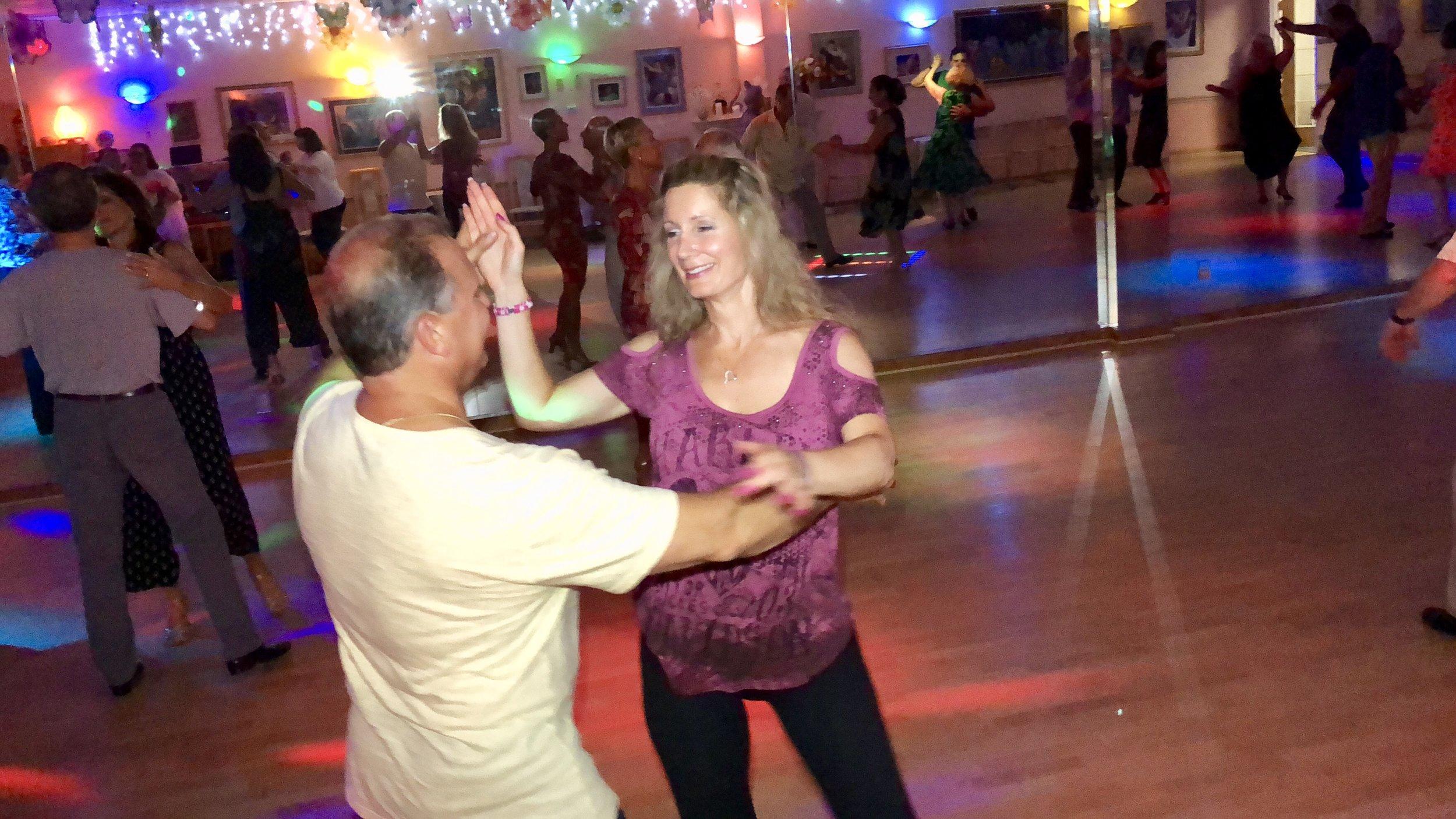 Couples Ballroom Dancing at Quick Quick Slow Ballroom Dance Studio in Marlboro NJ