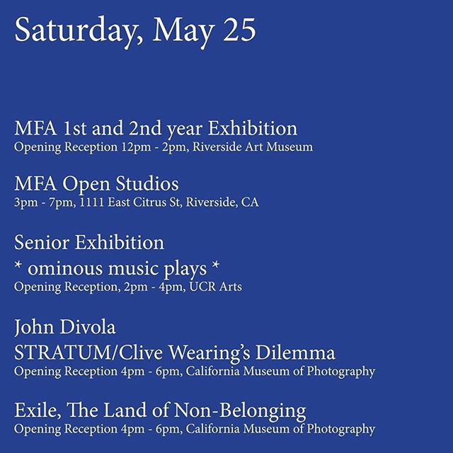 Open studios and many more things are happening this Saturday. Please come and hangout!