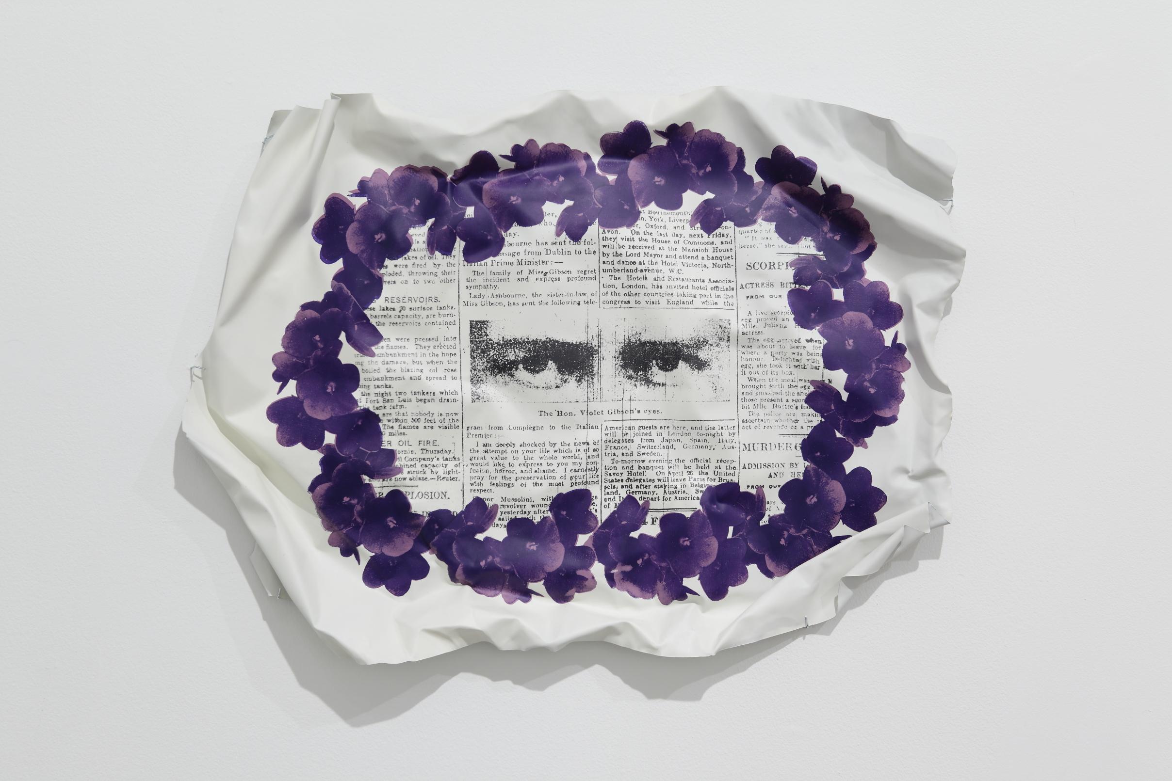 Violet Eyes, 2018