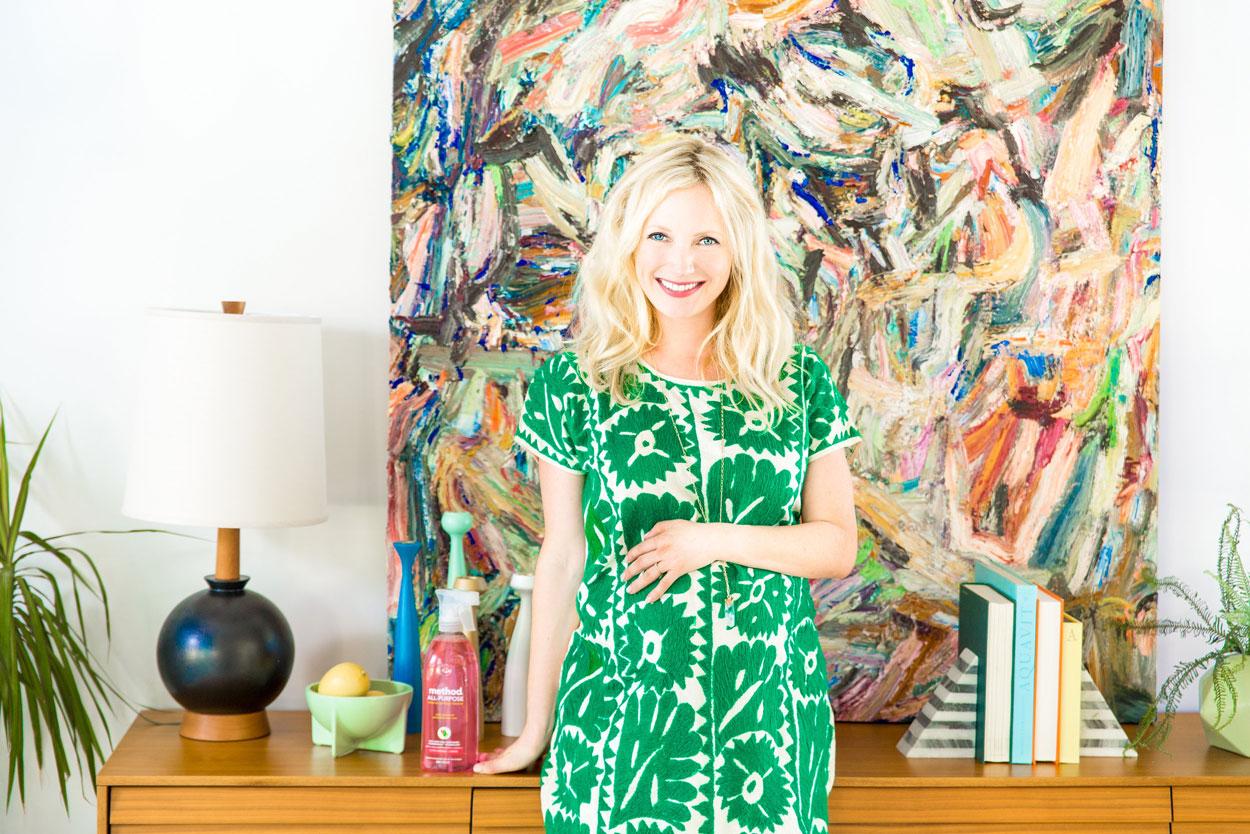 Interior Designer, Emily Henderson for Method Home
