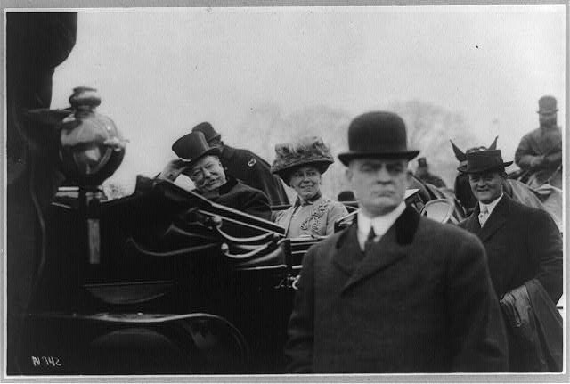 Will and Nellie Taft