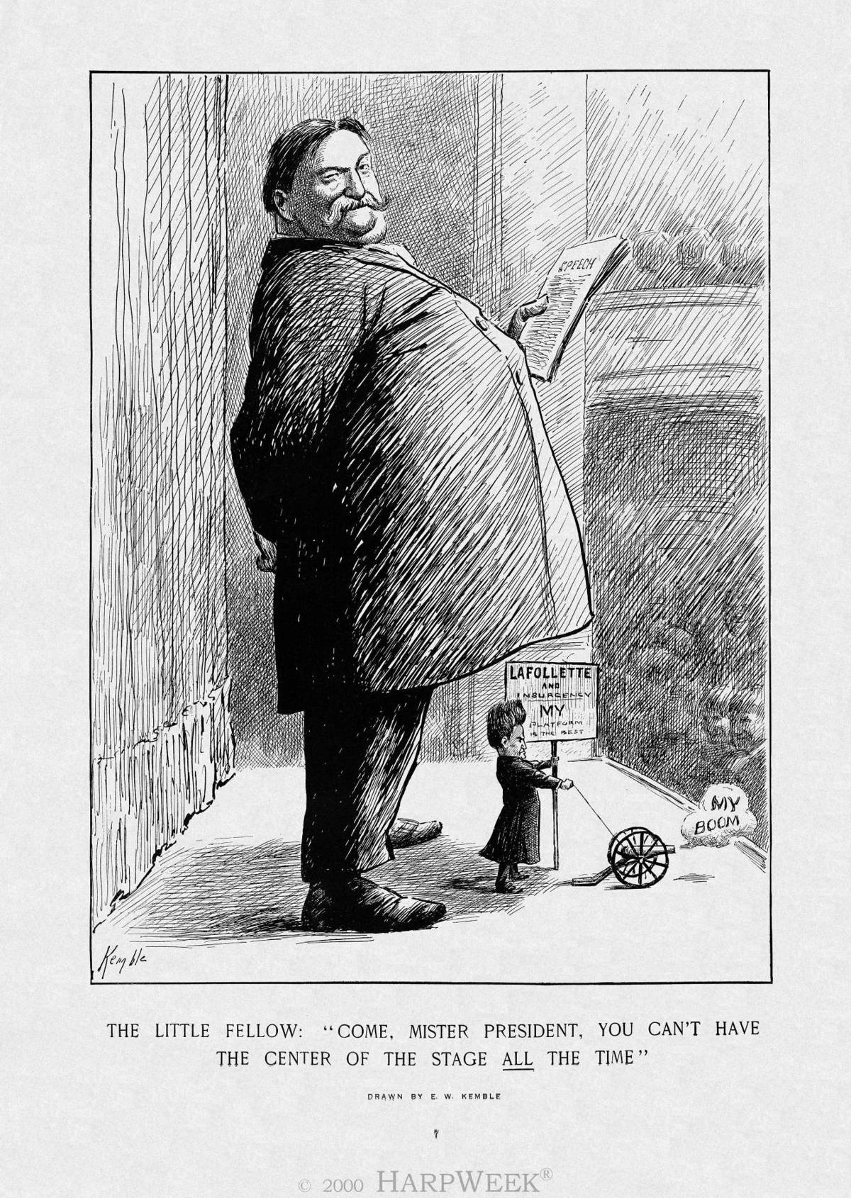 """The Little Fellow"" - Jan. 6, 1912"