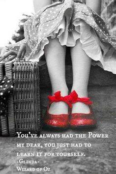 Red Shoes......