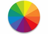 The COLOUR Wheel, a must designer tool, learn how to use it everyday......speaking with colour in your home or in nature.