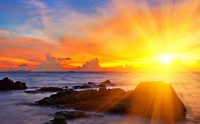 ALIVE! The new day, strength and inspiration....and rays of mind thoughts in a SUNAGRAM.