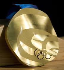 Vancouver Olympic 2010 GOLD Medal