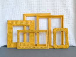 Vintage Frames, Rubber Duck Yellow