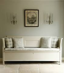 The bench. New White Divine - Seated.