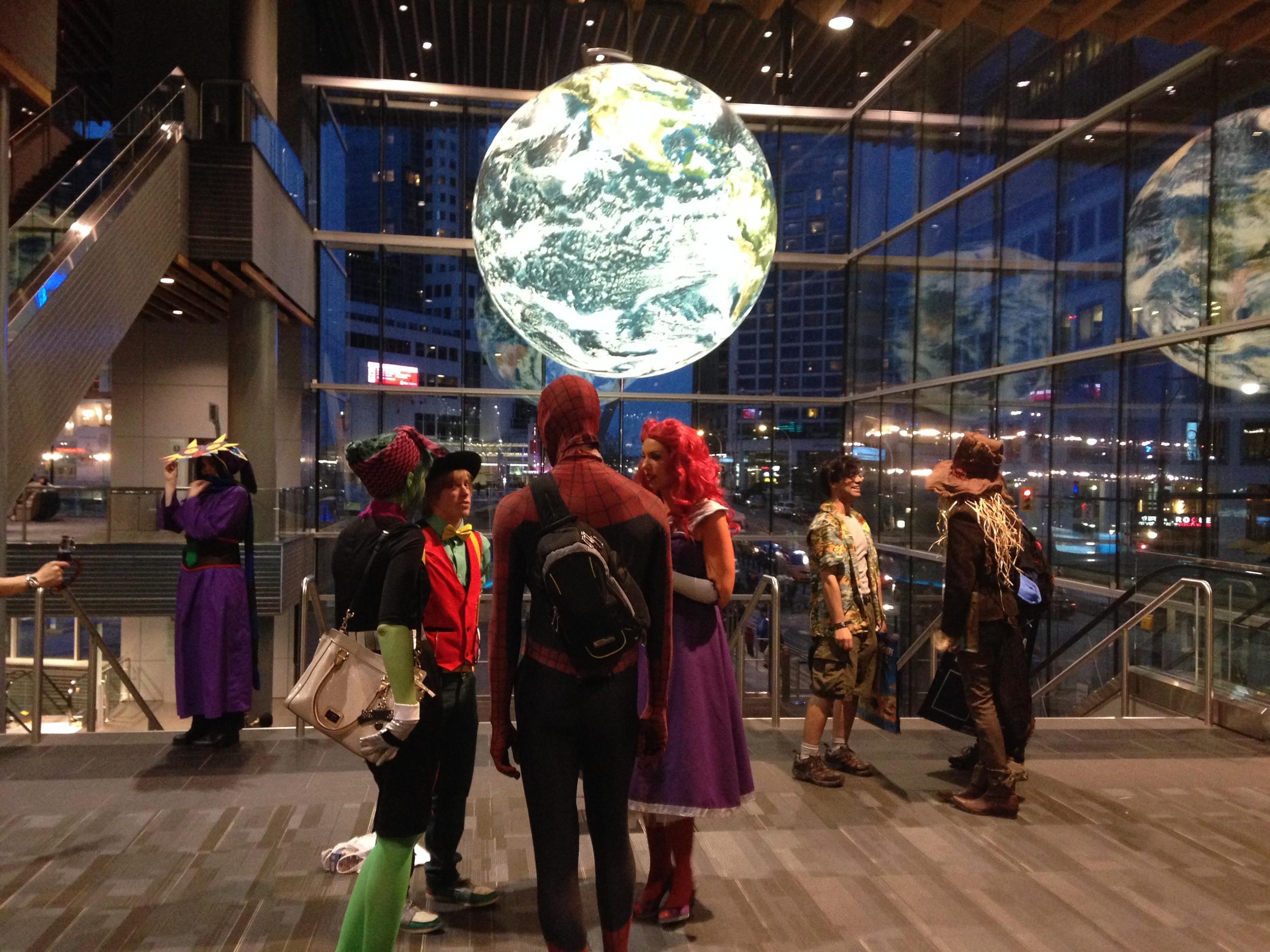 Vancouver Trade & Convention Center........