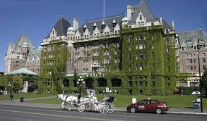 Empress Hotel now