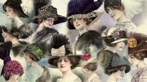 Vintage Vicorian Ladies