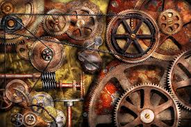 Coloured image 'Gears'.