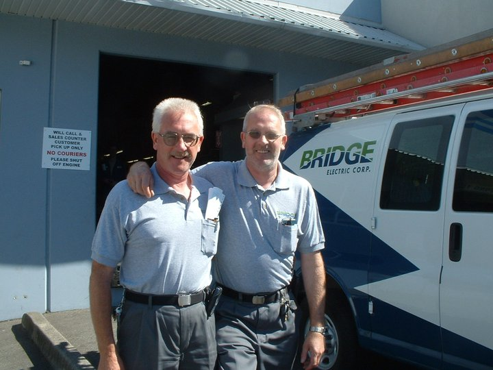 Big Tom and Bro Davie....xox!