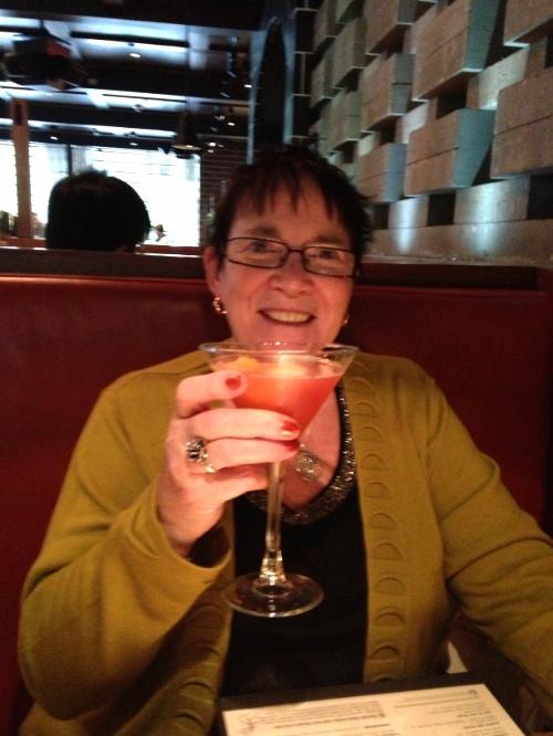 Cheers Mum!